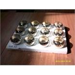 12 Decorative Tea Light Holders Customer Returns