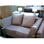 2 Seater Sofa ORP £739 Customer Returns