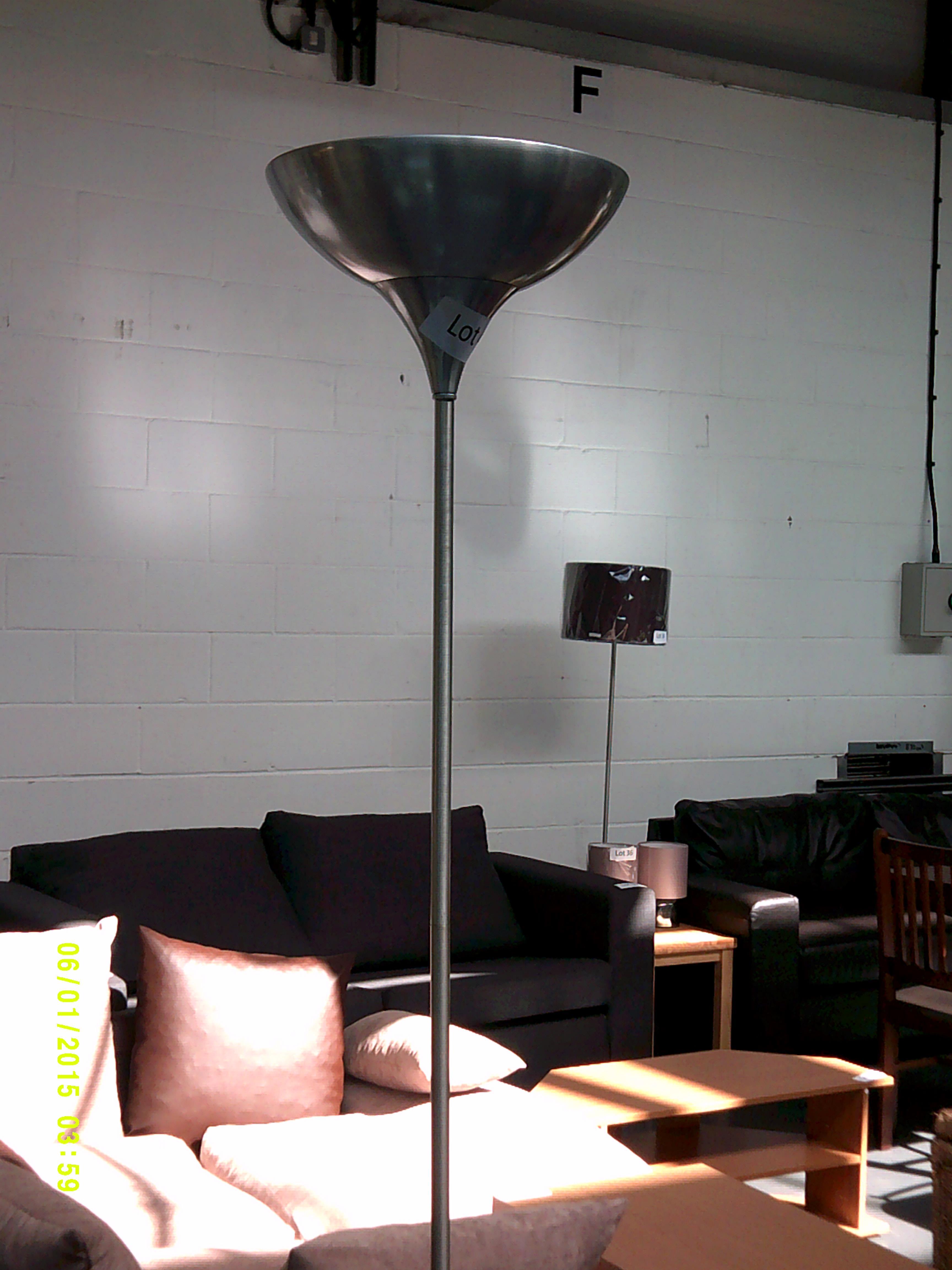 Lot 44 - Floor Lamp Customer Returns