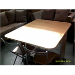Fold Away Table with 4 Chairs ORP £179 Customer Returns