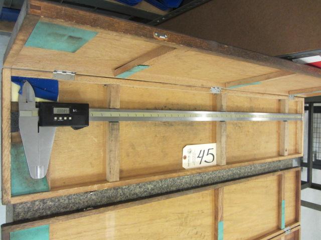 Lot 45 - Mitutoyo 40'' Digital Caliper