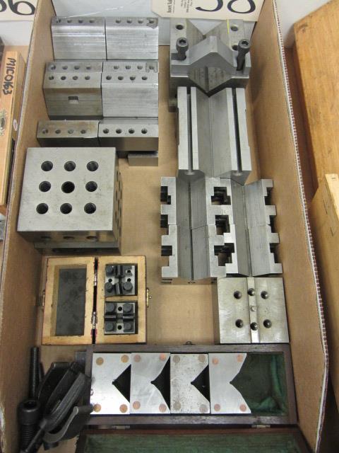 Lot 38 - Set-Up Blocks
