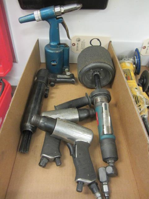 Lot 9 - Pneumatic Tooling