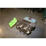 WCB Positive Displacement Pump Head with Funnel Insertion Compartment, M/N 34, S/N 111119,