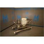 IKA Model DR2000/20, Dispax Reactor, High Shear 3 Stage Inline Disperser-Milling Machine, Coarse
