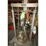 Graco All S/S Bulldog Drum Pump, Model 625794, S/N E99A, Max Flow: 23/Min, 6 GPM, 10/1 Ratio, Max