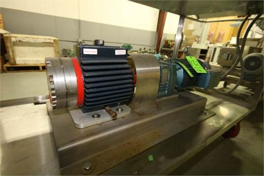 Hydrocell 75 hp high pressure diaphragm pump mn d15xasthfehf sn previous ccuart Images