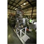 Groen Approx. 10 Gallon Vacuum Jacketed Tilt Kettle, Model TD2/TA/2-40, S/N 105670, 316L S/S, Dual-