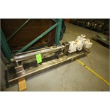 Shanley 1.6-2 HP Progressive Cavity Pump, Model ACNP50.2CXD, S/N 20668/2AVU, SEW 455/2275 RPM Motor,