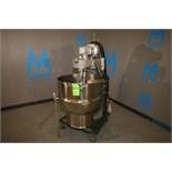 Groen Approx. 40 Gallon Jacketed Tilt Kettle, Model DEE/4-40, S/N 130084, Dual Motion Sweep-Scrape
