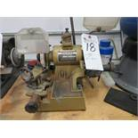Darex 1/3hp Drill Sharpener S/N 55556