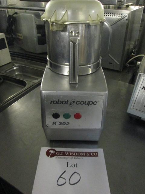 ROBOT COUPE R302 PDF DOWNLOAD