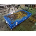 """32"""" X 56"""" X 5,000 lb. Hydraulic Lift Platform   Rig Fee: $175"""