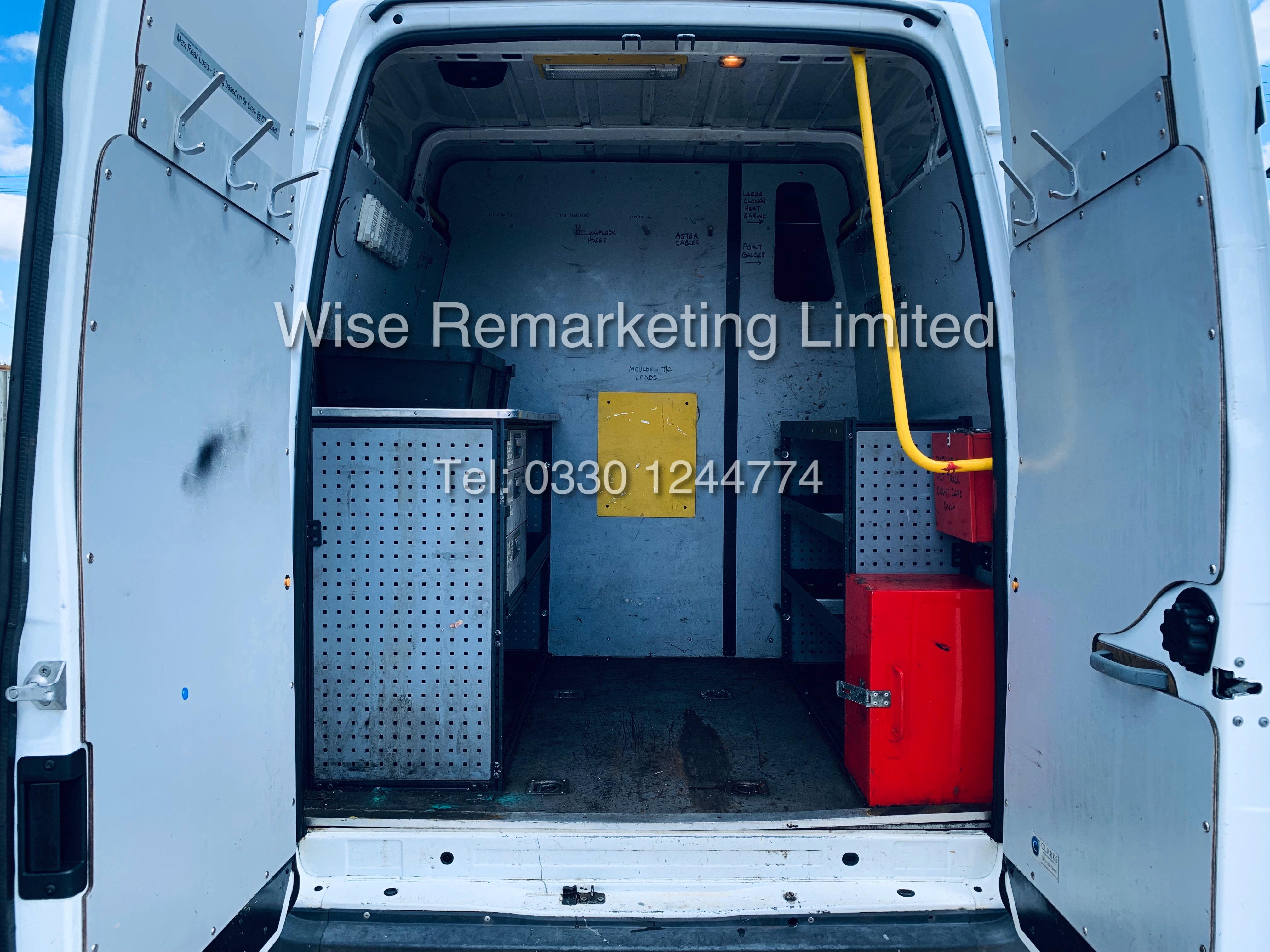 Lot 17 - FORD TRANSIT 350 LWB 2.4 TDCi MESSING/WELFARE VAN (2011) **FSH** 1 COMPANY OWNER