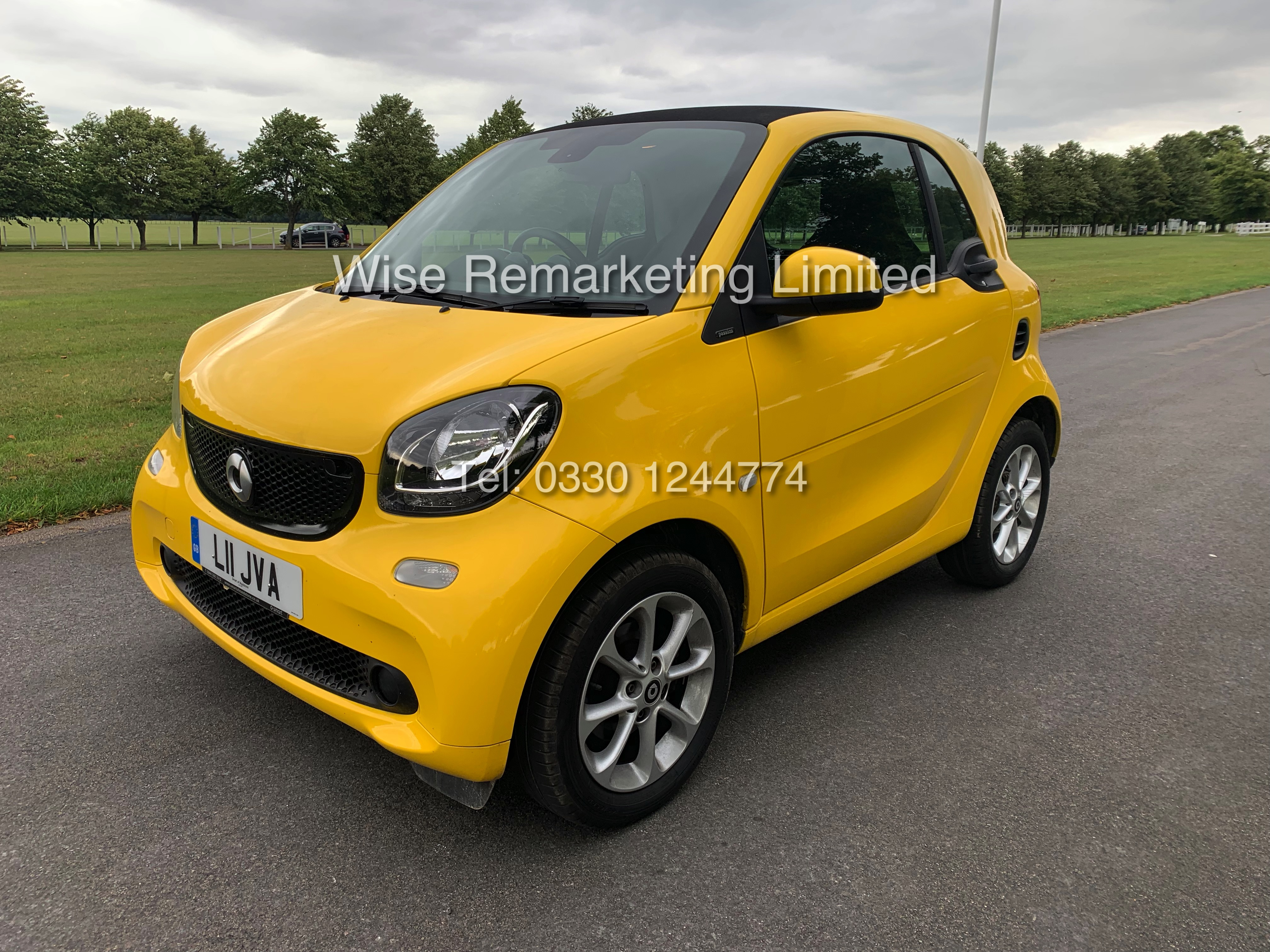Lot 5a - SMART FORTWO COUPE 1.0 PASSION **2018 MODEL** 12K MILES**