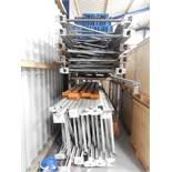 22 x Racking Uprights