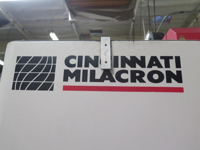 Cincinnati Milacron Arrow 500 4-Axis CNC Vertical Machining Center s/n 7042-AOB-98-1717 w/ Acramatic - Image 4 of 14