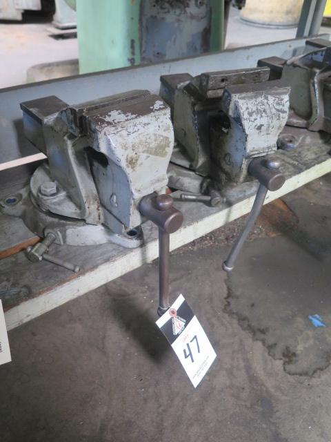 Bench Vises (2)