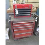 Craftsman Roll-A-Way Tool Box