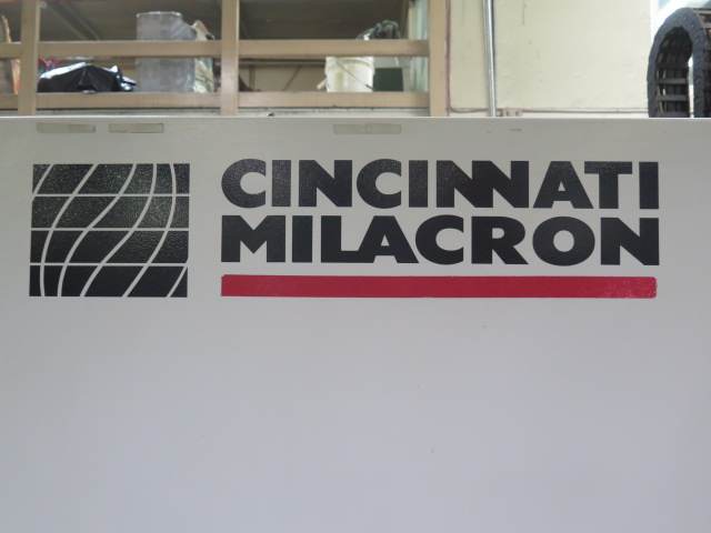 Cincinnati Milacron Arrow 1250C 4-Axis CNC Vertical Machining Center s/n 7064-AOO-98-0006 w/ - Image 3 of 20