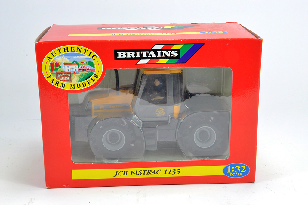 Lot 5 - Britains 1/32 JCB Fastrac 1135. M in Box.