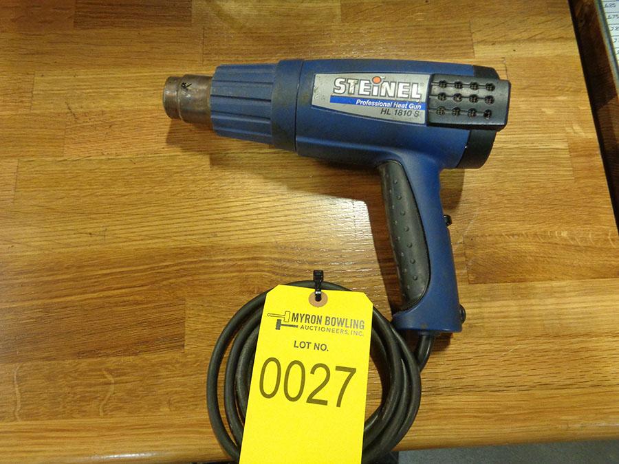 STEINEL PROFESSIONAL HEAT GUN; MODEL HL1810S