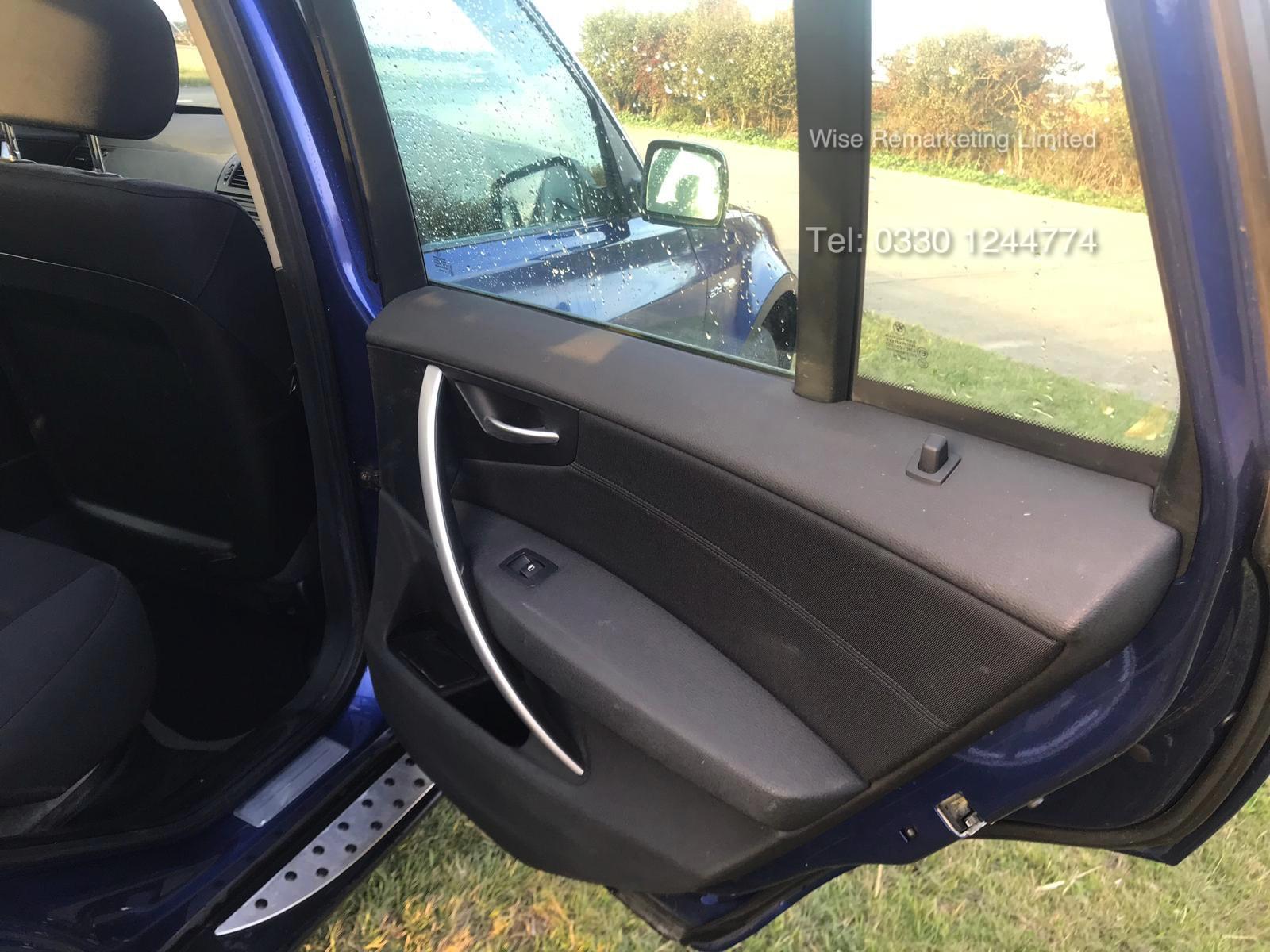 Lot 24 - BMW X3 2.0d Special Equipment - 2007 Model - 4x4 - Metallic Blue