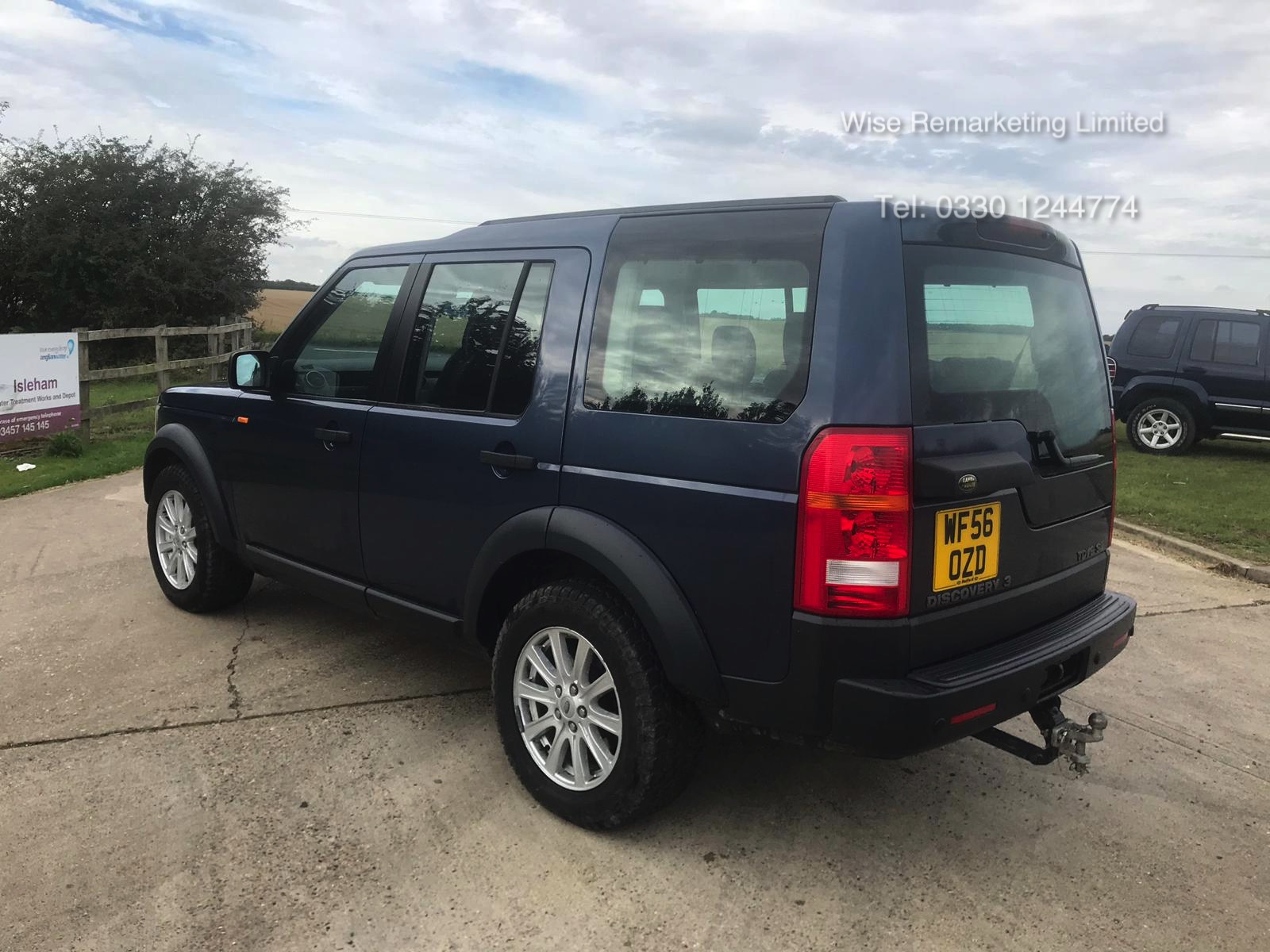 Lot 12 - Land Rover Discovery 2.7 TdV6 Special Equipment - Automatic (2007 Model) Full Leather - Elec Sunroof