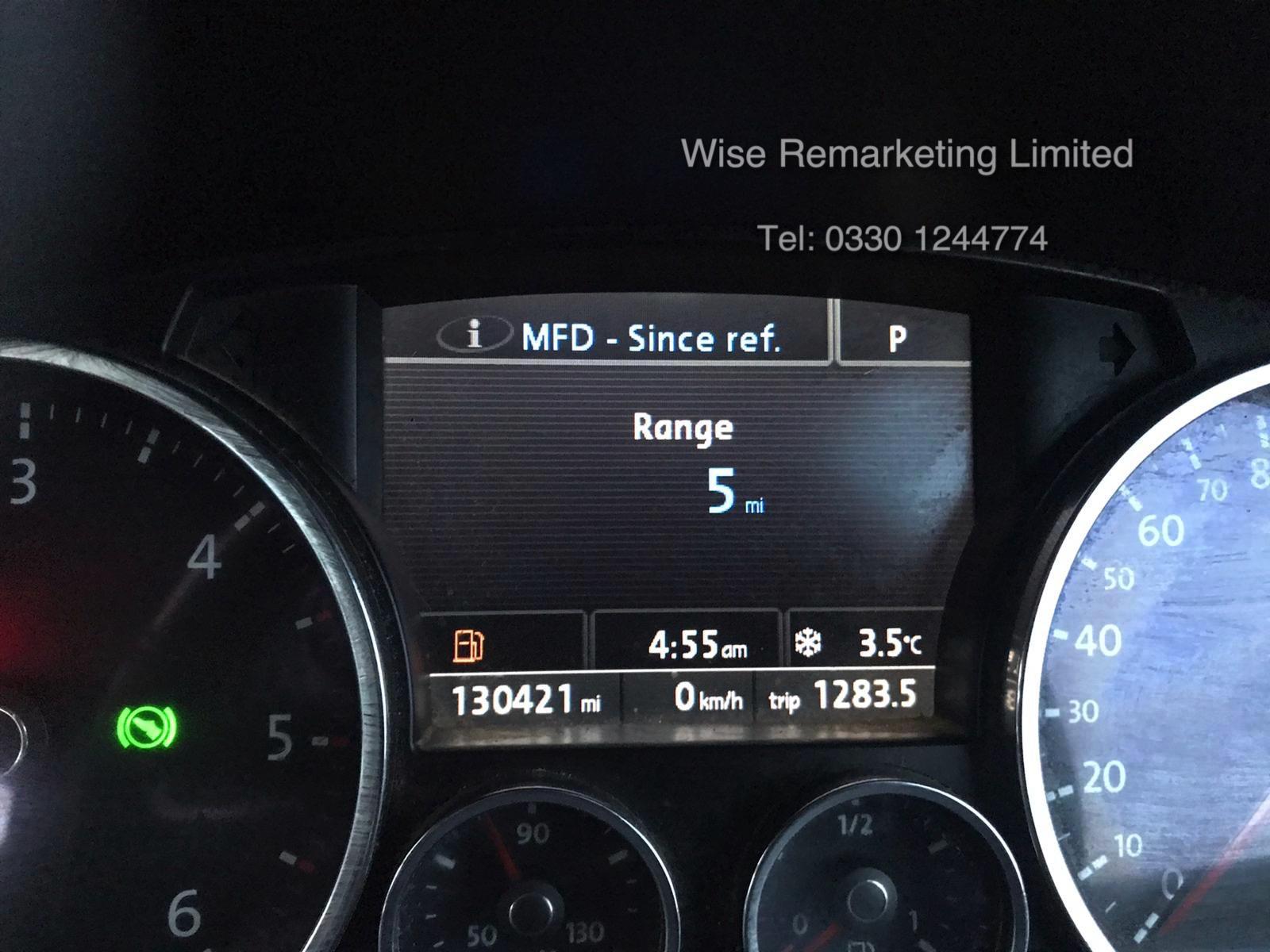 Lot 13a - Volkswagen Touareg 3.0 V6 TDI SE Special Equipment Auto - 2007 07 Reg - Full Leather - Sat Nav
