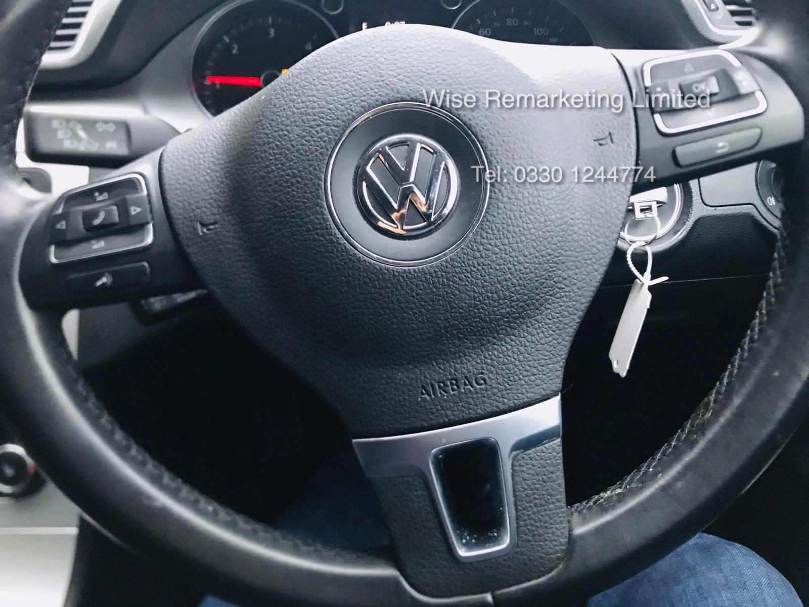 Lot 11a - (RESERVE MET)Volkswagen Passat 1.6 TDI Bluemotion - 2014 14 Reg - Service History - Sat Nav