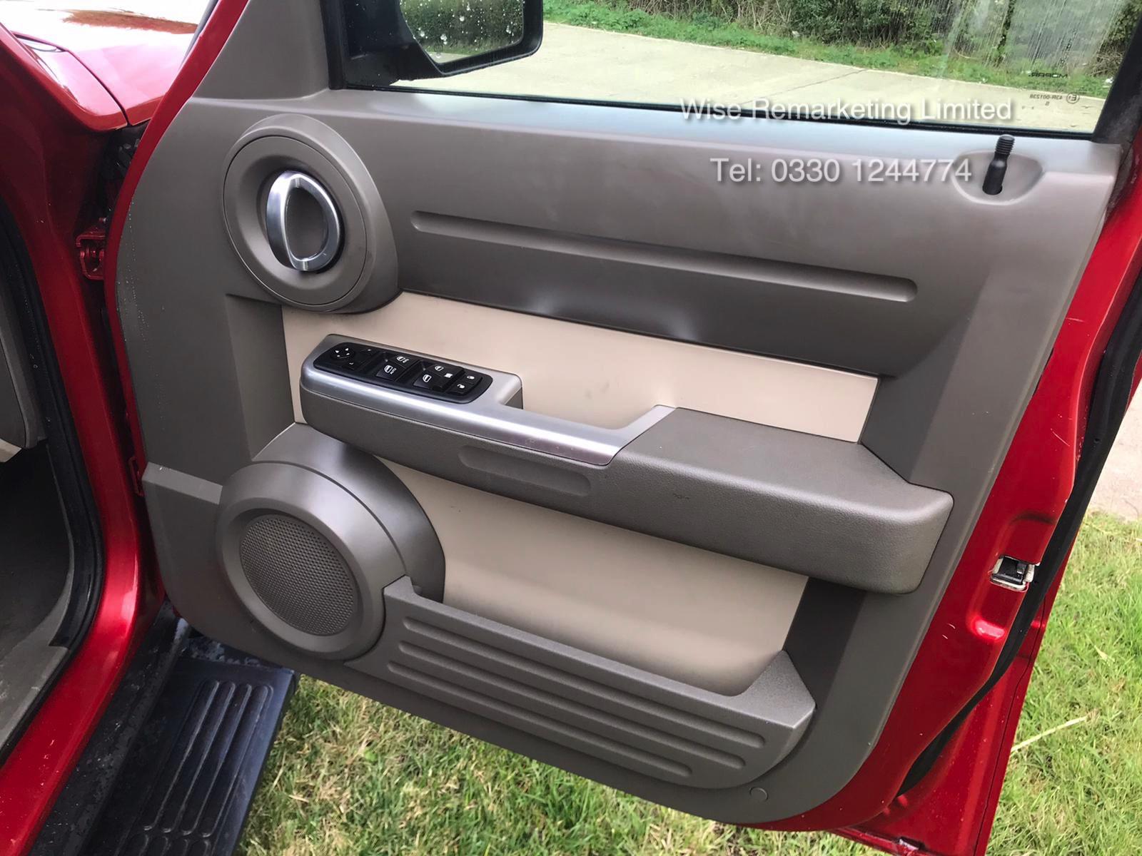 Lot 23 - Dodge Nitro 3.7 SXT - Auto - 2009 09 Reg - 203 BHP - 4X4 - Tow Bar - Heated Seats - Part Leather