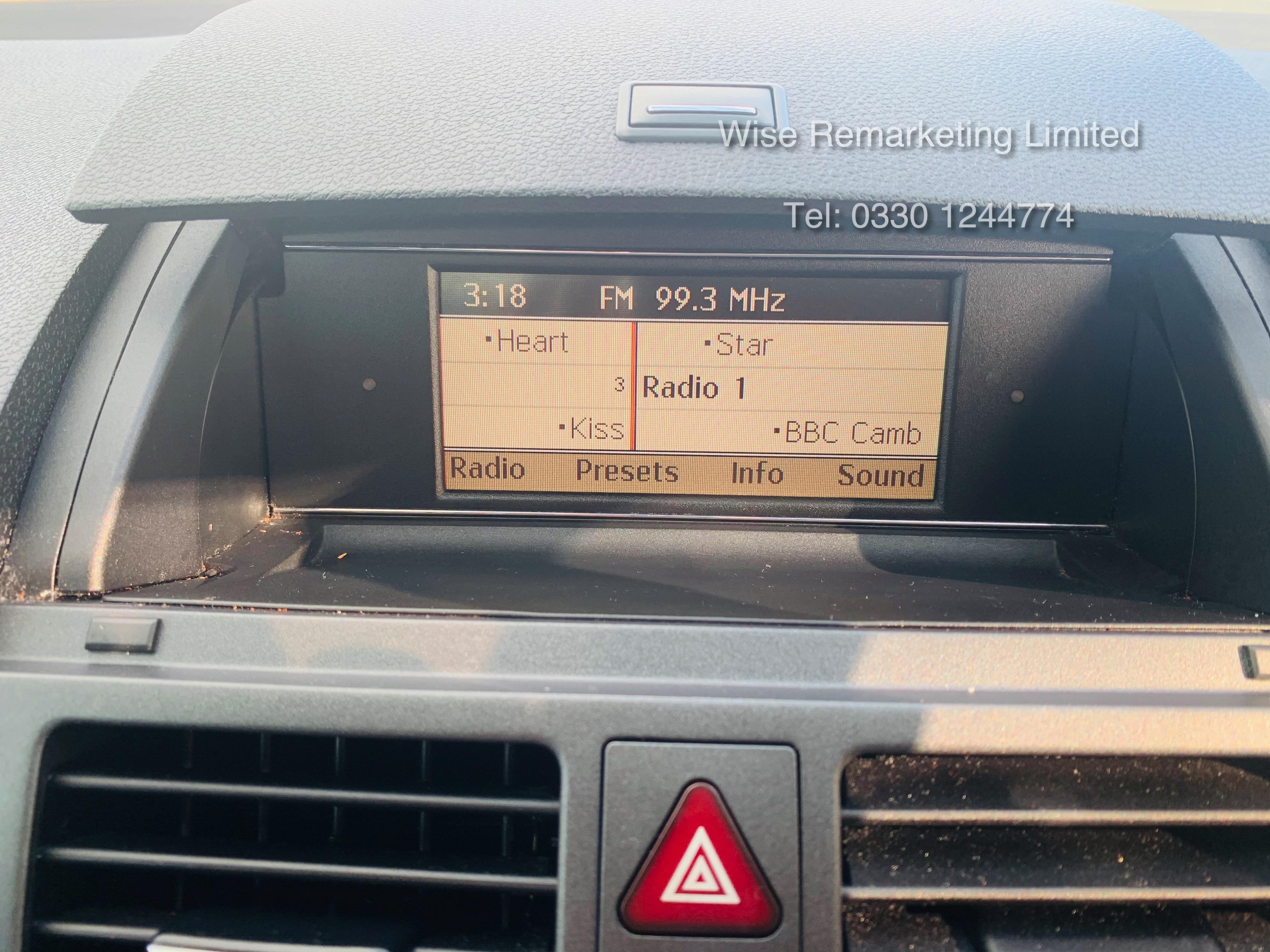 Lot 7 - Mercedes Benz C220 Cdi Blueeff Special Equipment - **Auto** - 2011 Model - Service History