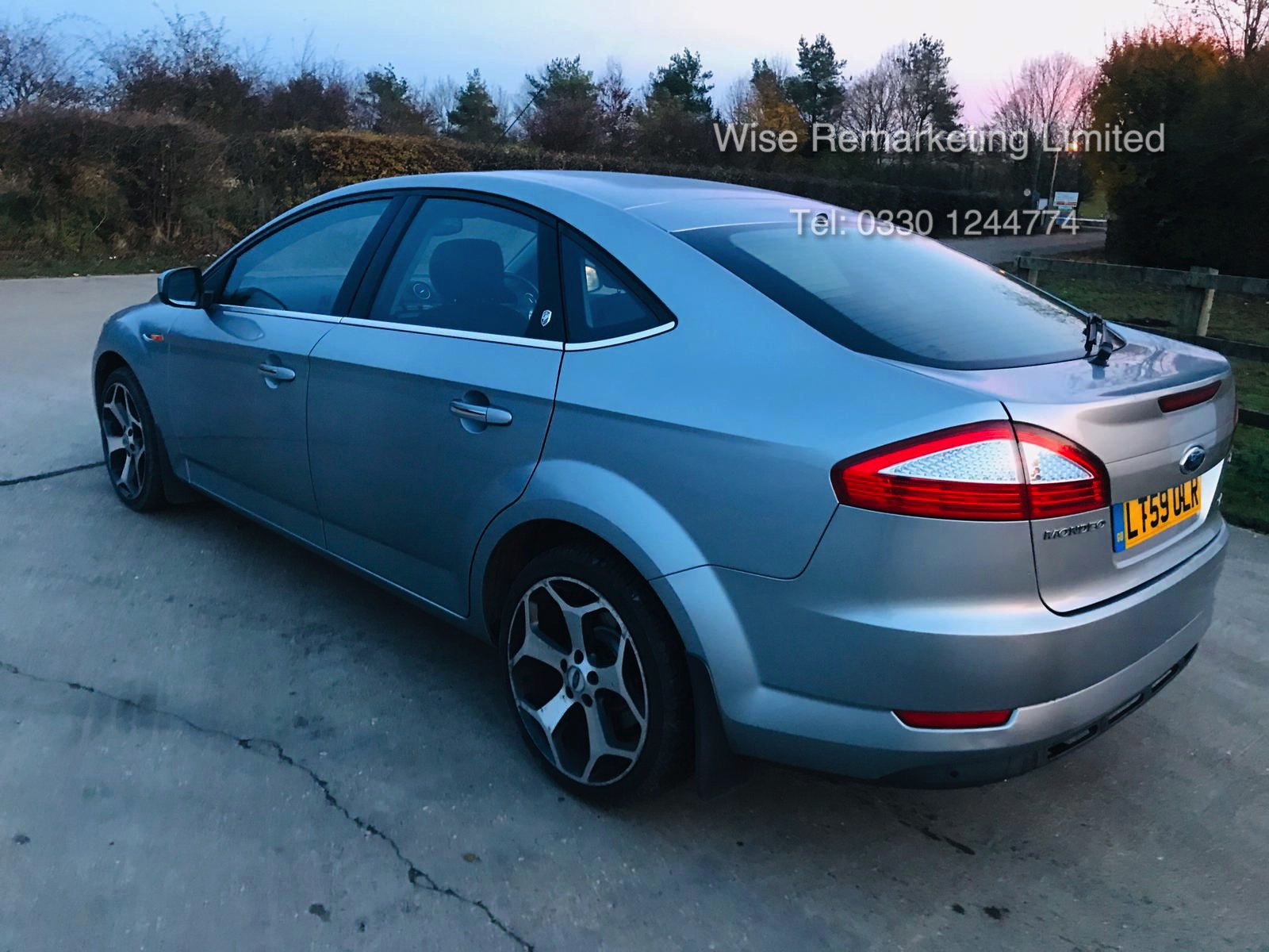 Lot 29 - Ford Mondeo GHIA 1.8 TDCI - 2010 Model - Bluetooth - Alloy Wheels -