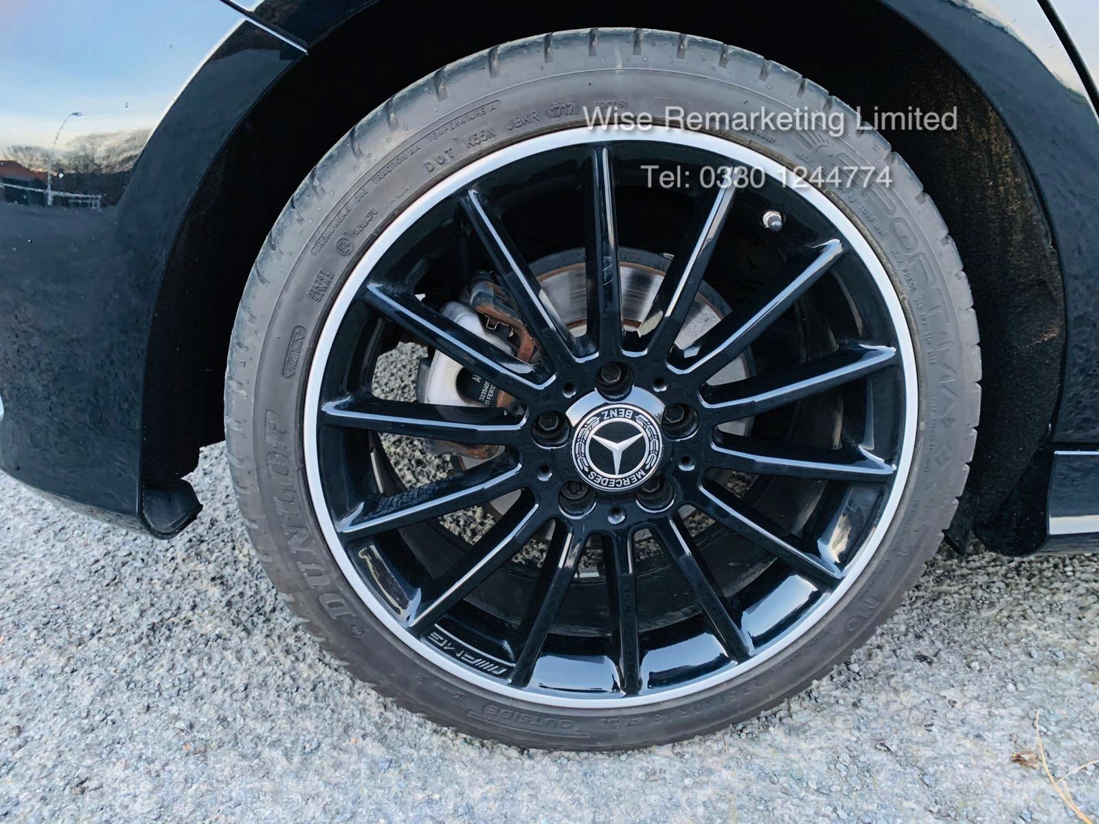 Lot 3 - Mercedes A200 AMG Line Auto 1.6cc - 2017 17 Reg - Reversing Cam - ONLY 14K Miles - BIG SPEC