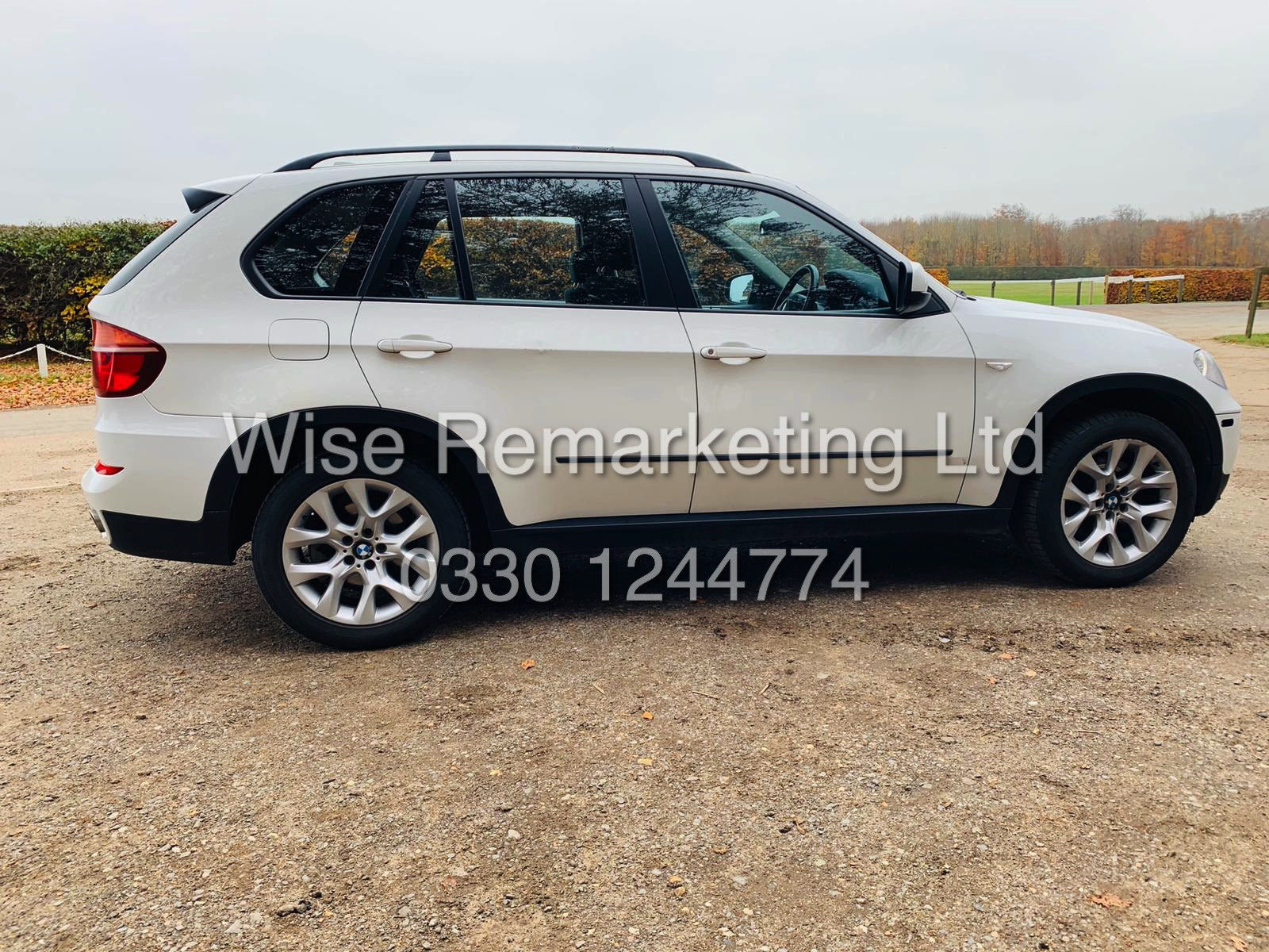 """Lot 1A - ***RESERVE MET*** BMW X5 4.0D """"X-DRIVE"""" AUTO (2014) 1 OWNER *313BHP* IDEAL FOR WINTER *"""