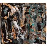 Gunter Damisch Steyr 1958 - 2016 Wien Ohne Titel / untitled Mischtechnik auf Papier / mixed media on