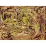 Walter Vopava (hs art) Wien 1948 * Ohne Titel / untitled Öl auf Molino / oil on molino 120 x 159,5