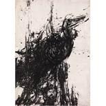 Adolf Frohner (hs art) Groß-Inzersdorf 1934 - 2007 Wien Ohne Titel (Informel) Öl auf Papier auf