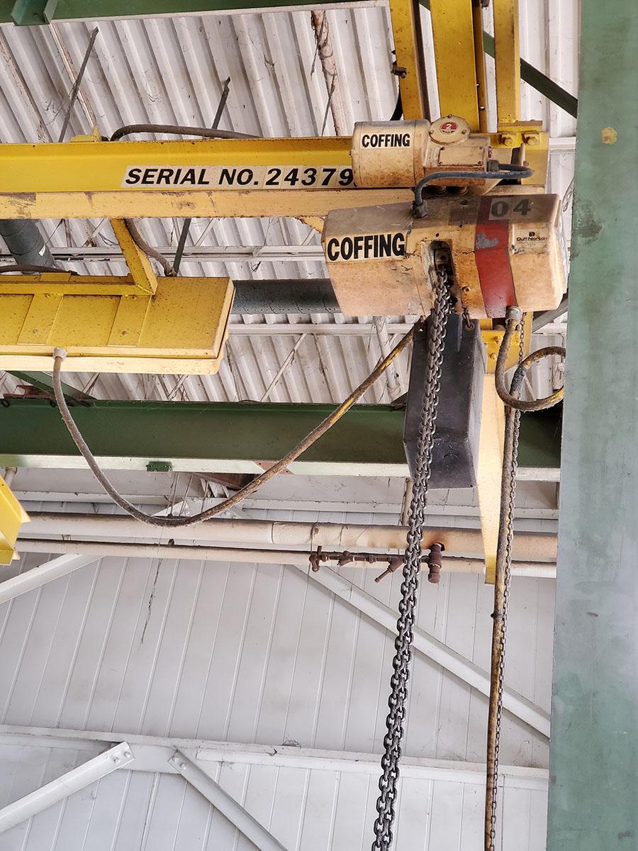 CINCINNATI MILACRON PLASTIC INJECTION MOLDING MACHINE; 500-TON, MODEL 500-70, S/N 4025A21/85-38, - Image 8 of 25