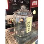 Cookie Jar - vitre, large