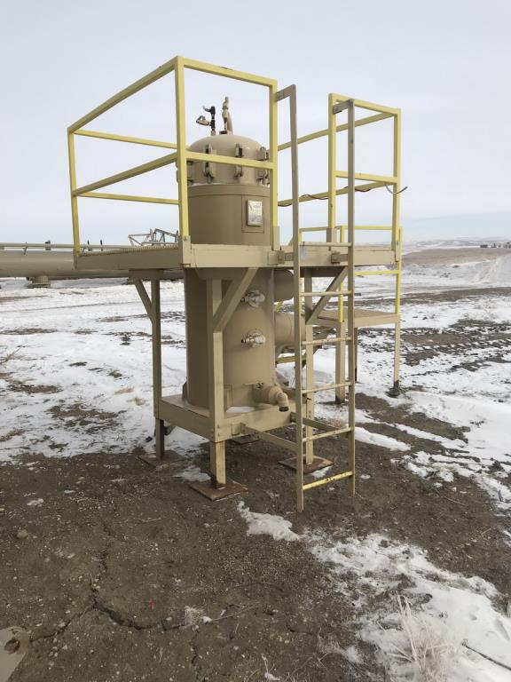 Lot 90 - Peco Filter. EOG Stock #910023. Asset Located in Parshall, ND 58770 (Ehlert Yard).