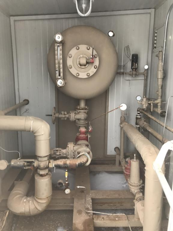 Lot 22 - JW Williams Oil Stabilizer. 1000 BBL JW Williams Oil Stabilizer. EOG Stock #370154. Asset Located in
