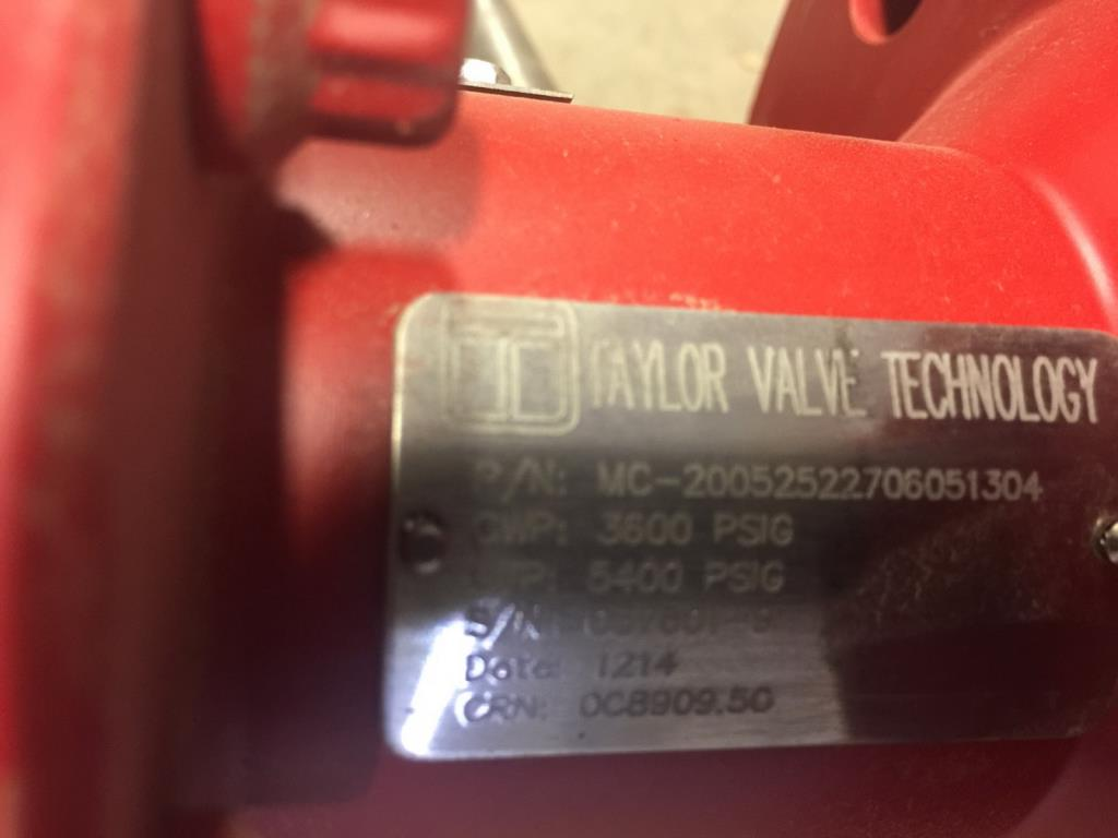 """Lot 275 - 2 1/16"""" Check Valves. Lot: Qty (36) 2 1/16"""" 5K RTJ Flanged Check. EOG Stock #120062. Asset Located"""