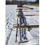 "Weatherford Rod Pumps. Lot: Qty (4) 2"" X 1-1/2"" X 26' Rod Pumps. EOG Stock #200352. Asset Located in"
