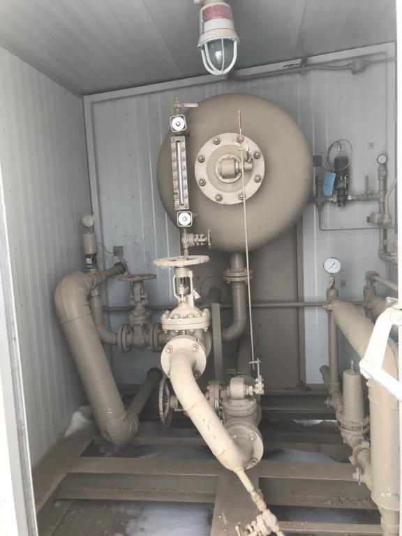 Lot 20 - JW Williams Oil Stabilizer. 1000 BBL JW Williams Oil Stabilizer. EOG Stock #370154. Asset Located in