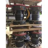 Rotating Flange. Lot: (9) Consisting of GT6-5F WH Adapter, 7 1/16 5M Top Rotating Flange / 7 -1/6""