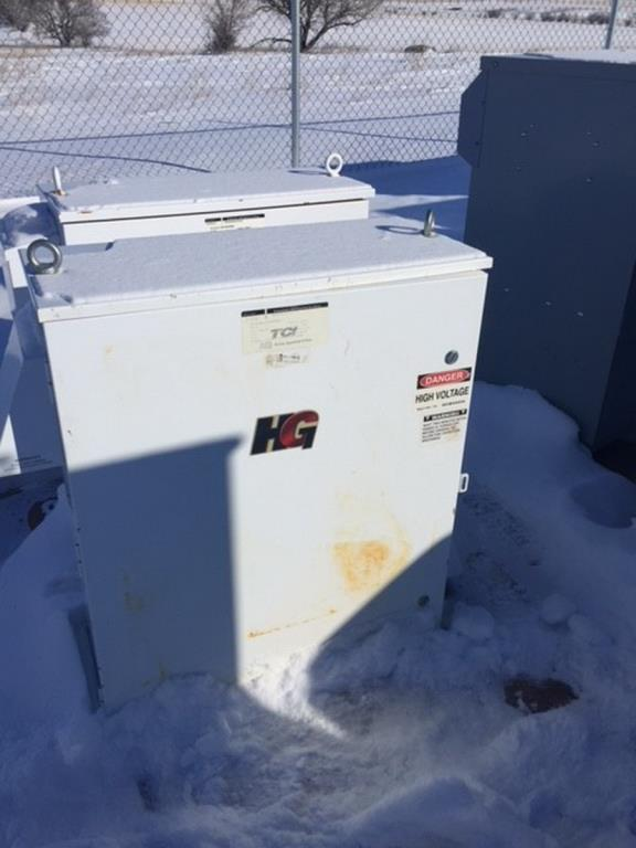 Lot 291 - FLA Filter. 60hz 77 FLA Filter. Asset Located in Stanley, ND 58784.
