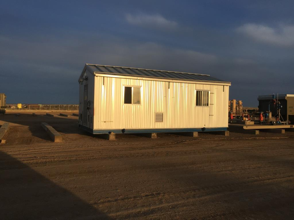 Lot 48 - Metering Skid. Metering Skid. Asset Located in Parshall, ND 58770. *** Crane Service Needed. Please