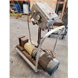 3 hp XP Pump, with controls, 208-230/460 volts.