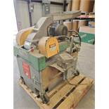 10 hp Fitzmill, Model DASO6, stainless steel construction, pan fed, fixed knives, 230/460 volt, 3
